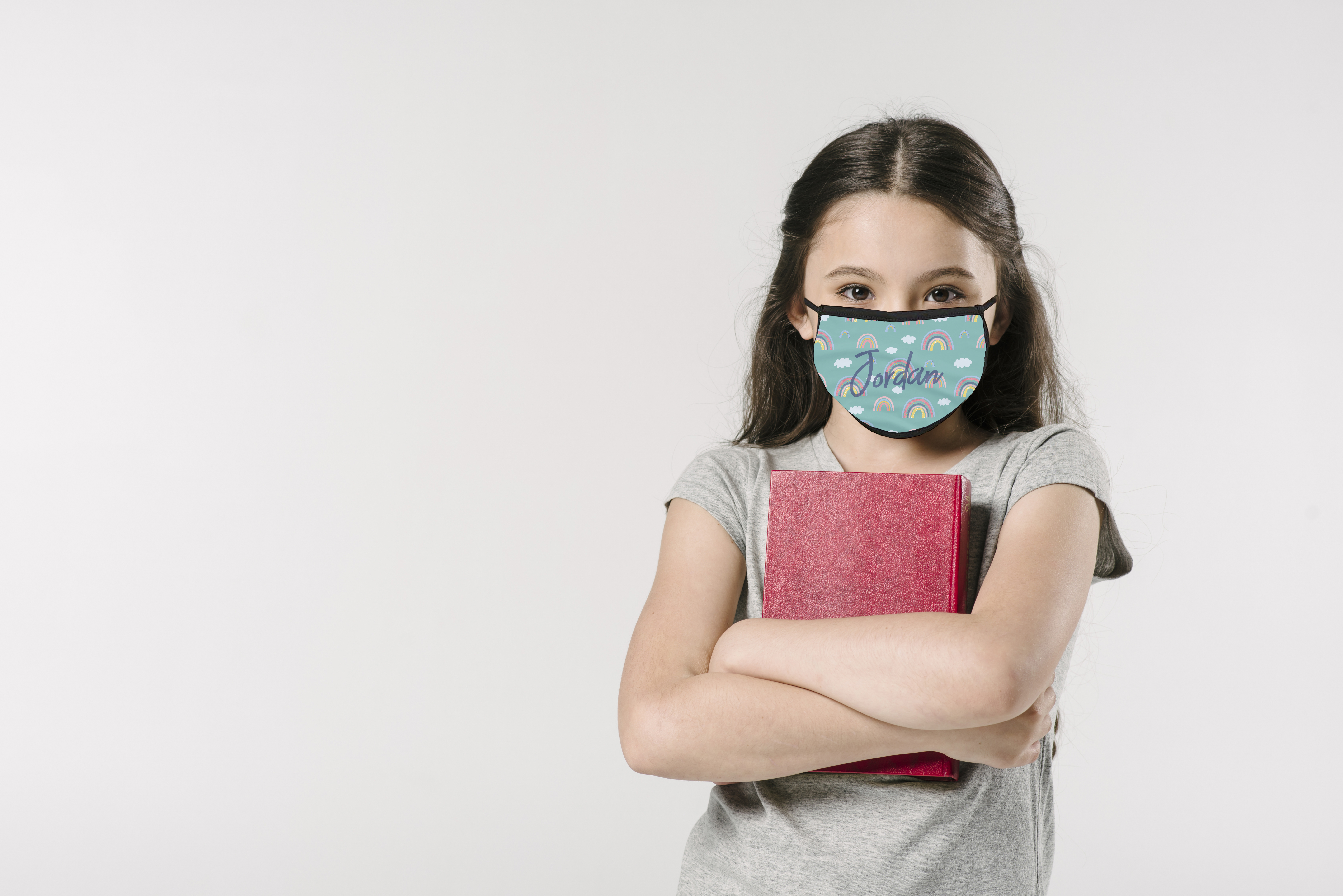 JPP Student with mask
