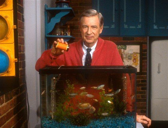 Mr Rogers Fish