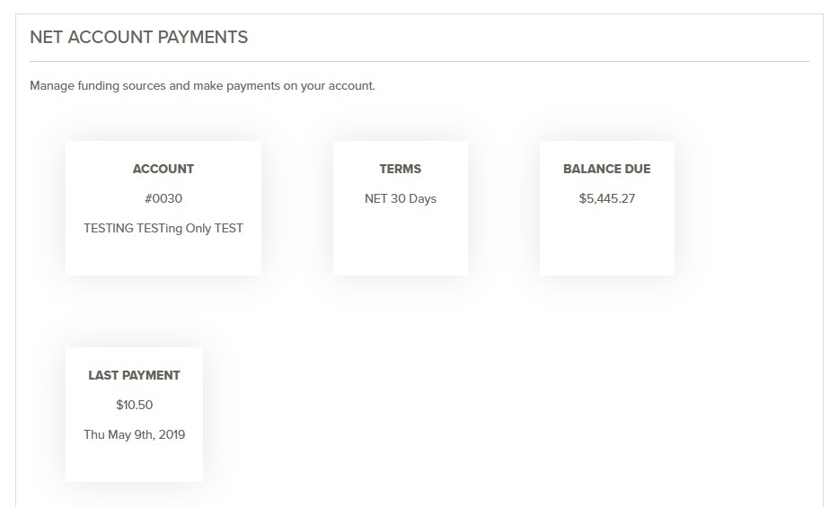 Payments 1