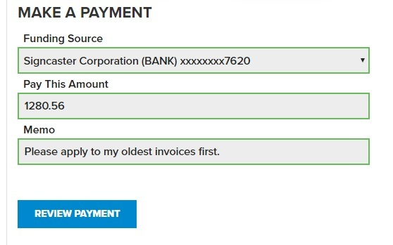 Payments 4