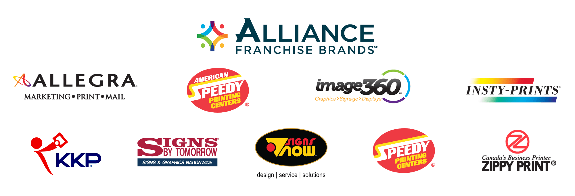 Alliance Brnds Logos