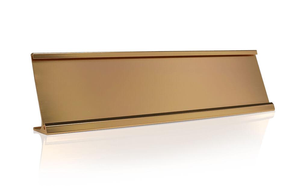 Rose Gold Desk Holder
