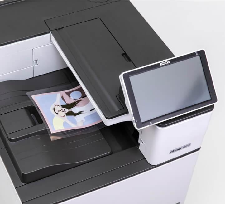 Heat Transfer Printer Printing Design